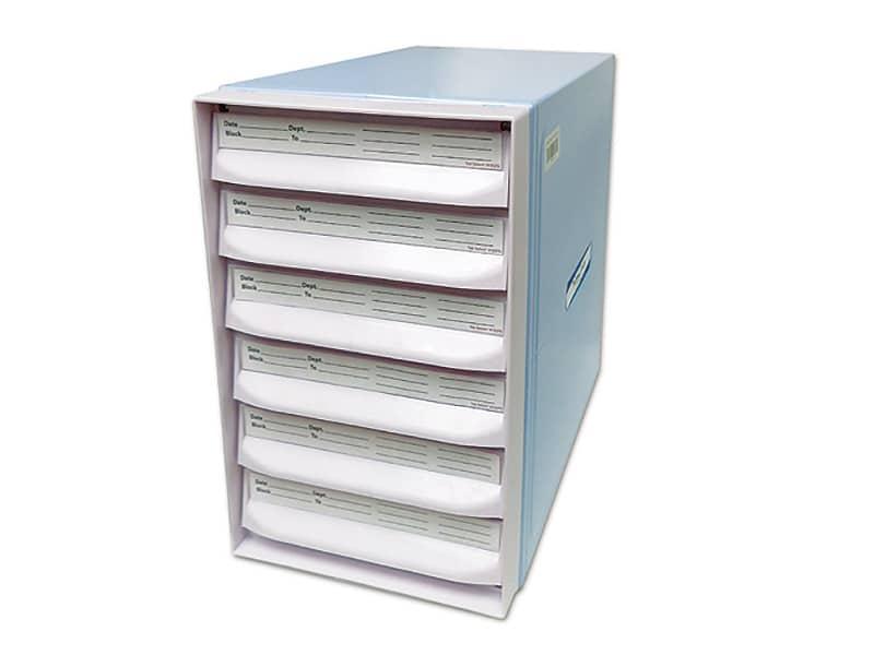 Delicieux Tek Select® Cassette Filing Cabinet 6 Drawer