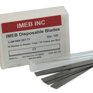 Disposable Economy Microtome Blades