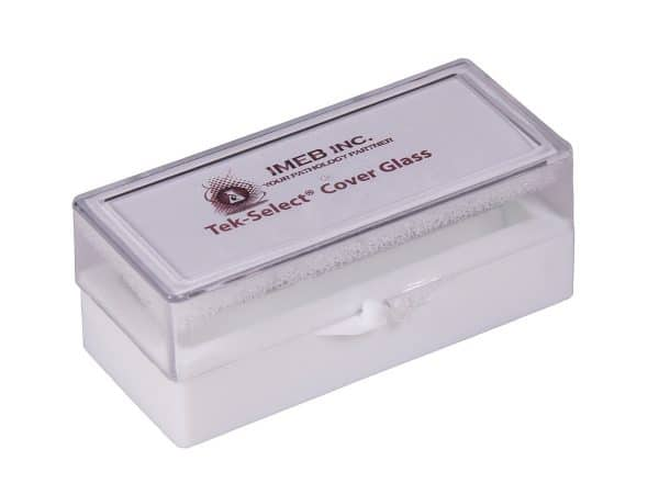 Tek-Select® Cover Glass 22x22 No. 1 Thickness