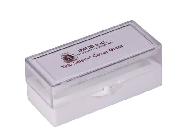 Tek-Select® Cover Glass 24x55 No. 1 Thickness