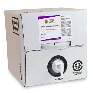 Tek-Select® Deionized Water - 5 Gallon