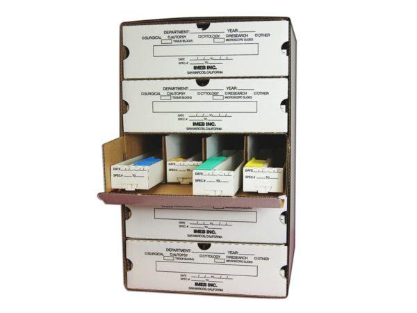 Tek-Select® Cassette / Block Storage Box