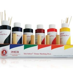 Tek-Select® Tissue Marking Dyes 6 Color Starter Kit
