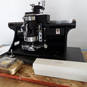 American Optical (AO) 860 Sliding Microtome