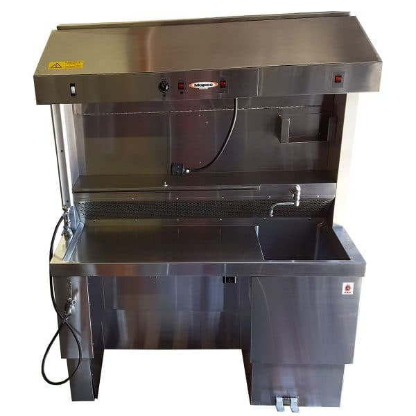 Mopec MB600 Grossing Station
