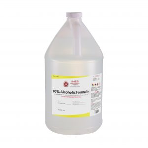Alchoholic Formailn, 10%